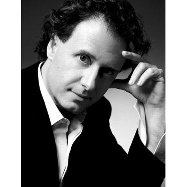 portrait Pablo Reinoso, 2004photo Elias
