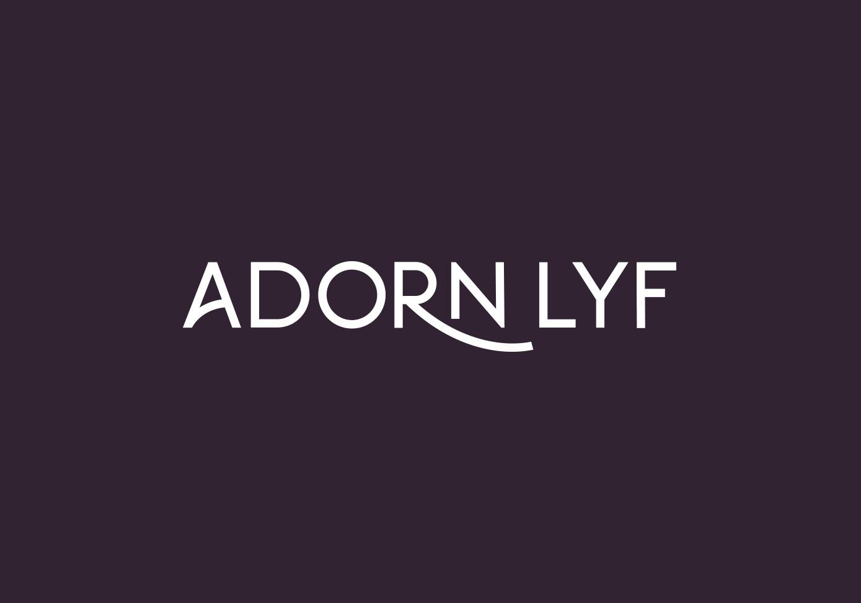 AdornLyf Logo - Mitch Morgan Design